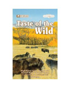 Taste of the Wild Prairie Dry Dog Food 14 lbs