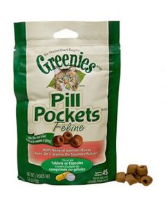 Greenies Cat Pill Pockets - for Tablets or Capsule