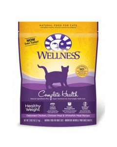 Wellness Healthy Weight Dry Cat Food 6lb