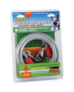 Cider Mill Dog Tie Out Heavy Duty - 30 Ft