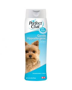 Perfect Coat Gentle Hypoallergenic Shampoo 16 oz