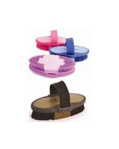 Equestria Oval Body Brush - Large