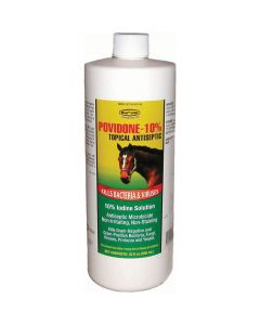 Priority 1 Care Povidone Iodine Solution 1%