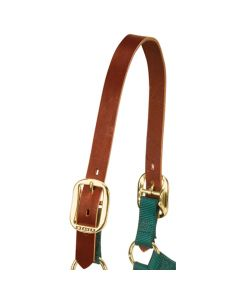 Breakaway Leather Halter Crownpiece Replacement