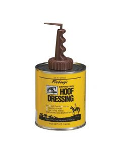 Fiebling Hoof Dressing Quart with Brush