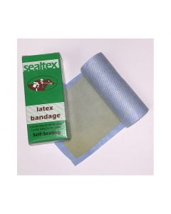 Sealtex Latex Bandage and Bit Wrap