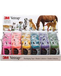 Vet Wrap Assorted Tail Wrap