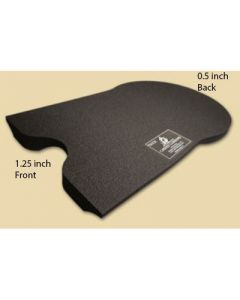 Cashel Reverse Wedge Cushion Pad - Jumping