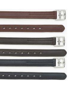 Ovation Premium Tri Covered Stirrup Leathers