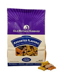 Old Mother Hubbard Assorted Mini Biscuits 20oz