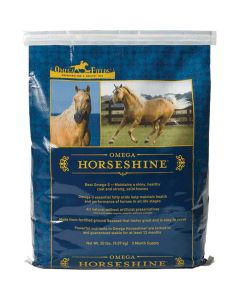 Omega Horsehine Supplement 20 lbs.