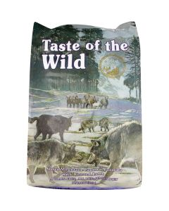 Taste of the Wild Sierra Mountain Canine 28 lbs