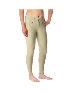 Kerrits Crossover Knee Patch Breeches - Ladies