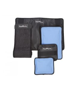 EquiFit Gel Compression Back Therapy Set
