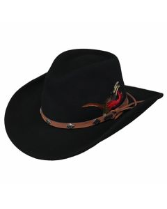 Outback Tassy Crusher Wide Open Spaces Western Hat