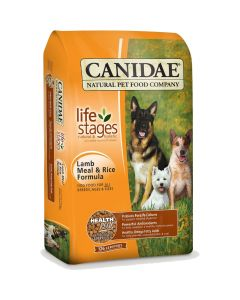 Canidae Lamb and Rice 30lb