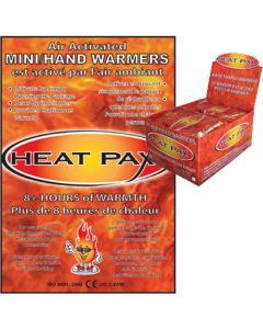 Heat Pax Mini/Hand Warmers - Pair