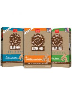 Grain Free Buddy Biscuits 14oz