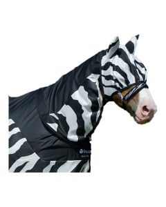 Bucas Zebra Buzz Off Rain Neck Cover