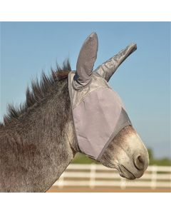 Cashel Crusader Standard Fly Mask with Mule Ears