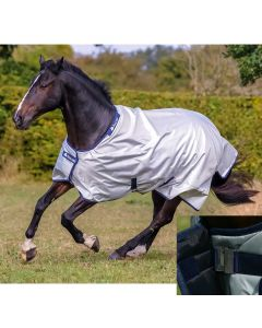 Bucas Power Light Turnout Blanket