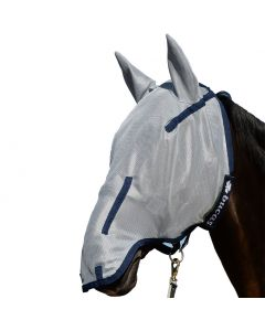Bucas Buzz Off Long Nose Fly Mask