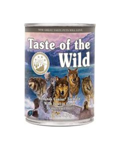 Taste of the Wild Wetlands 13.2 oz Can
