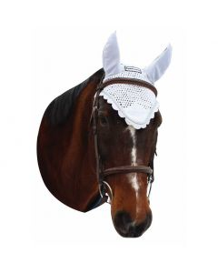 Tuff Rider Fly Bonnet with Silver Lurex