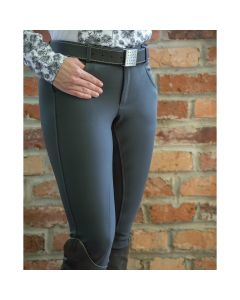 FITS Olivia Zip Front Full Seat Tread Breech