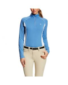 Ariat Tri Factor Quarter Zip Top
