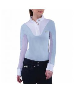 Equine Couture Long Sleeve Chelsea Show Shirt