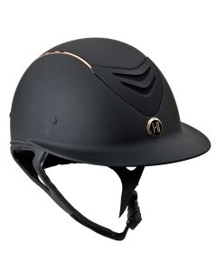 One K Avance Rose Gold Helmet