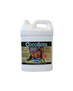 CocoSoya Fatty Acid Formula For Horses 2.5 Gallon