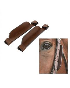 Nunn Finer Leather Blinkers