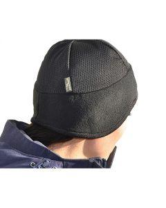 Back on Track Fleece Headband w/Mesh Top