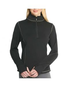 Ovation Equinox Quarter Zip Top - Closeout