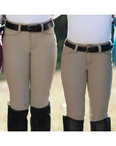 Irideon Kid's Hampshire Knee Patch Breeches