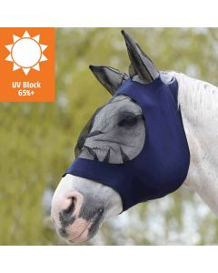 WeatherBeeta Stretch Eye Saver Fly Mask with Ears