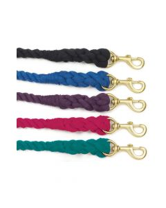 Equi Essentials Brass Snap 3-Ply Braided Lead