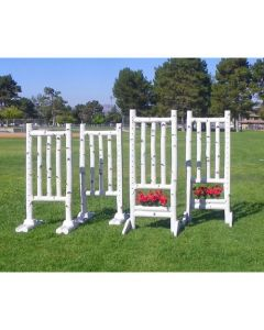 Burlingham Sport Birch Jump Standards