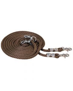 Weaver Poly Rope Draw Reins