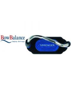 Herm Sprenger Bow Balance Safety Stirrup Irons