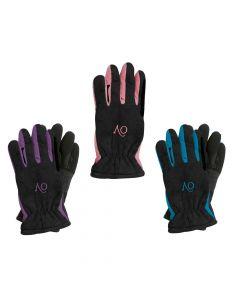 Ovation Polar Suede Kid's Gloves