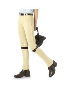 Equistar Pull-On Cuff Jodhpurs- Childrens