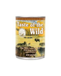 Taste of the Wild High Prairie 13.2 oz Can