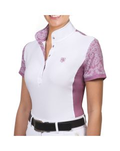 Romfh Lace Ladies Signature Shirt - Short Sleeve
