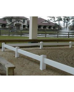 Premier Equestrian Classic Arena 20x40 Post Anchor