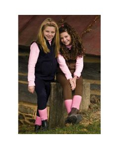 Tuff Rider Unifleece Pull On Breech - Kids