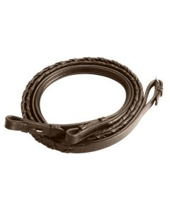 Vespucci Plain Raised Laced Reins