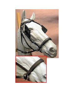 Dr. Cooks Bitless Beta Driving Headstall Bridle